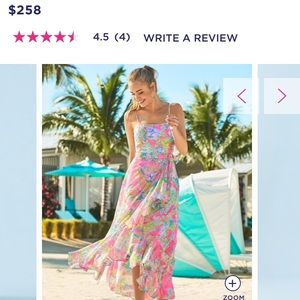 Gorgeous Lilly Pulitzer dress